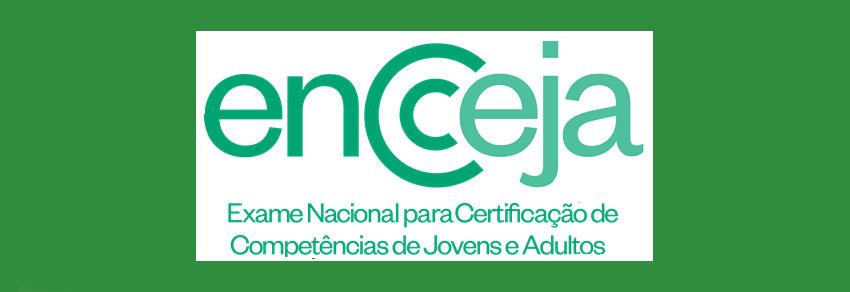 Certificação de conclusão do ensino médio pelo ENCCEJA